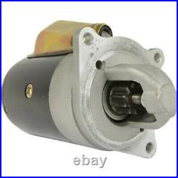 New Starter Ford Tractor Farm 2000 2000lcg 2030 2031 2100 2110 2120 2300 2310