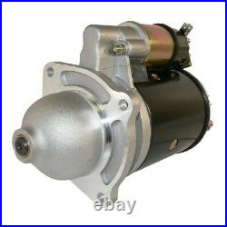 New Starter Ford Tractor Farm 3550 3600 3610 3900 3910 4100 4110 4140 4200