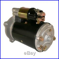 New Starter Ford Tractor Farm 4330 4340 4400 4410 4500 4600 4610 5100 5200 26339