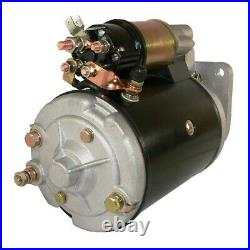 New Starter Ford Tractor Industrial 540B 545 545A 545C 545D 550 A62 A64 A66