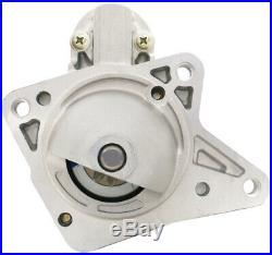 New Starter Motor fits Mazda Bravo B2500 UN 2.5L Turbo Diesel WL-T 1999 2006
