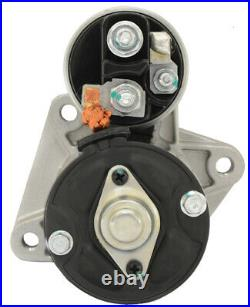 New Starter Motor for Ford Fiesta WS WT 1.6L Petrol HXJ Engine 2009 to 2013