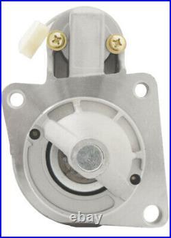 New Starter Motor for Ford Laser 1.3L 1.5L 1.6L 1.8L 4 Cyl Petrol 1981 2002