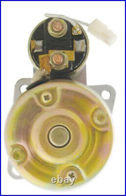 New Starter Motor for Ford Meteor GA GB GC 1.5L 1.6L Petrol E5 B6 B6F 1982-1987