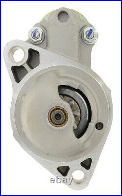 New Starter Motor for Honda CR-V RD Manual Trans 2.0L Petrol B20B 1997 2001