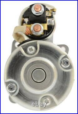 New Starter Motor for Mazda 323 BG BA BJ 1.6L 1.8L Petrol BP B8 ZM 1989 2002