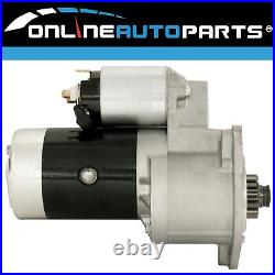 New Starter Motor suit Ford Courier PC PD PE PG PH 2.6L 4cyl G6 Engine 19902006