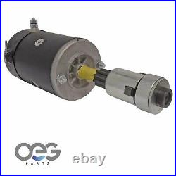 New Starter WithDrive For Ford Farm Tractor 2N 42-47, 8N 47-52, 9N 39-43 8N-11001