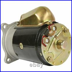 New Starter for Ford Gas Tractor 2000 3000 4000 5000 64-75