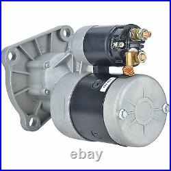 New Starter for Ford Tractor 2000 3000 4000 5000 6000 Diesel Higher Torque 16608