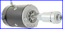 New Starter with Drive fits Ford Tractor 8N 30 HP 6 VOLT CW 47 48 49 50 51 52