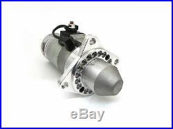 PowerLite Slimline For Ford Crossflow Pre-Crossflow High Torque Starter Motor