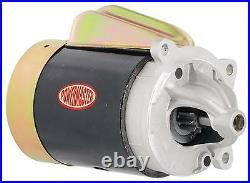 Powermaster 3131 Big Block FE Ford Starter OE / Retro Style 3-Bolt Natural