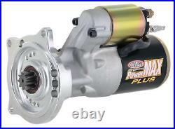 Powermaster 9000-6 PowerMax Plus Mini Starter Ford FE 352 428 170 ft. Lb