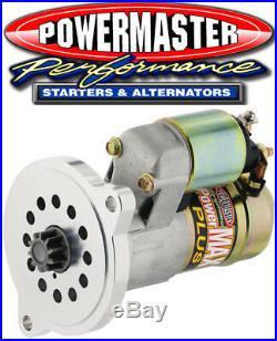 Powermaster 9103 Small Block Ford PowerMAX Starter 160 ft-lb. Natural