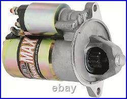 Powermaster 9162 PowerMAX Mini Starter Small Block Ford 289 302 351W Auto & 5sp