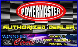 Powermaster 9505 Starter Ford Big Block 351M 400 429 460 with 164T 176T 180T 184T