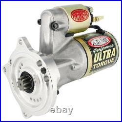 Powermaster Starter 9406 Mini Ultra Torque Gold Iridite for Ford 390-428 FE