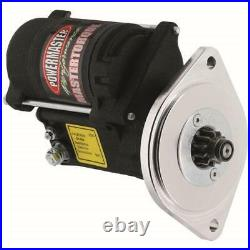 Powermaster Starter 9603 Mastertorque Satin 2-Hole for Ford 289/302/351W SBF