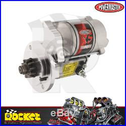 Powermaster XS Torque Starter Motor Fits Ford Flathead PM9507