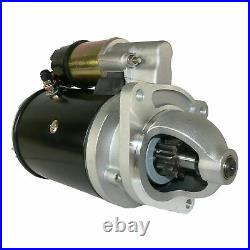 Starter For Ford Diesel Tractor 2000 3000 4000 5000 7000