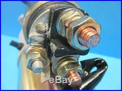 Starter Motor Replaces Ford Motorcraft OEM# SA873 USA 1.4KW