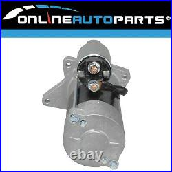Starter Motor for Ford Courier PD PE PG PH 4cyl WL WL-T 2.5L 1996 to 2006
