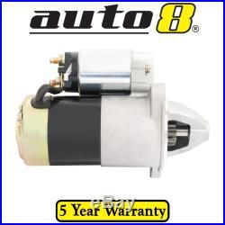 Starter Motor for Ford Laser Telstar Courier Mazda 323 626 B2200 MX6 MX5