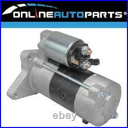 Starter Motor for Ford Ranger PJ PK 4cyl WLAT 2.5L WEAT 3.0L 2006 to 2011