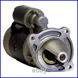 Starter for Ford New Holland Tractor 655E 6610S 6640 675D 675E 6810S 7010 7610S