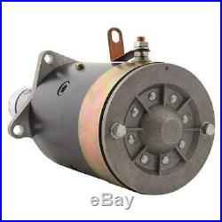 Starter with Drive C3NF11002D for Ford Tractor NAA 501 600 601 660 701 800 801