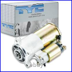TYC Starter Motor for 1999-2010 Ford F-150 4.6L 5.4L V8 Electrical Charging qk