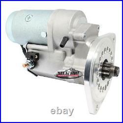 Tuff Stuff 13149 Ford 429-460 Denso Gear Reduction Starter, Zinc