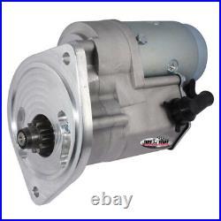 Tuff Stuff Starter 13132 Mini Denso Zinc 3.0hp G/R for 1965-74 302/351W SBF