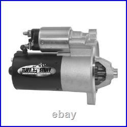 Tuff Stuff Starter 6132B PMGR Black 1.9hp Gear Reduct. For 1965-74 302/351W SBF