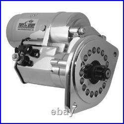 Tuff-Stuff Starter Motor 13149A Chrome 3.0hp Mini Denso GR for 351M/400/429/460