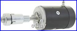 UPGRADE New Starter Ford Tractor 8N 9N 28-30HP 4cyl 1939-1952 LOCKING DRIVE