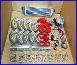 Upgrade Stage3 Universal T3/T4 T04E Hybrid Turbo Kit Turbo Starter Kit 350HP