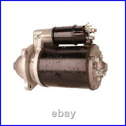 WS0212 Starter Motor For Ford 7600 7610 7700 7710 7740 7810 7840 8100 Tractor