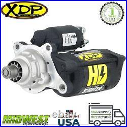 XD255 XDP Wrinkle Black Gear Reduction Starter 2003-2007 Ford 6.0L PowerStroke