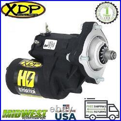 XDP Wrinkle Black Gear Reduction Starter 1994-03 Ford F250 F350 7.3L PowerStroke